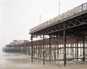 Hastings Pier, East Sussex, March 2011