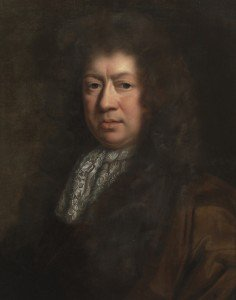 Portrait of Samuel Pepys, Attributed to John Riley, c.1680, The Clothworkers Company