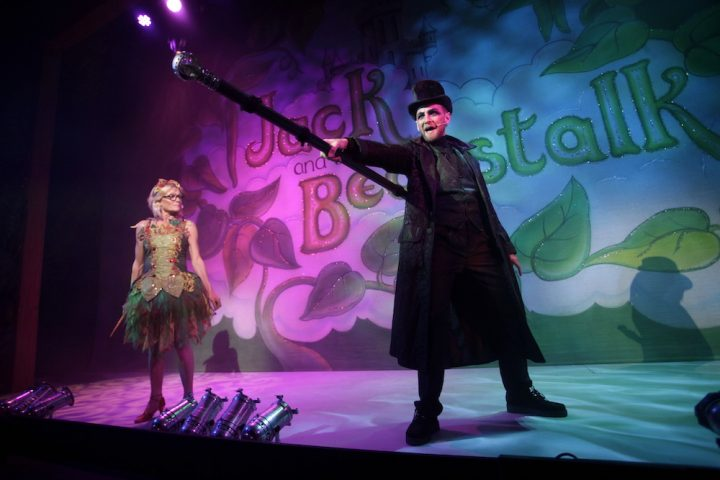 Sussex panto, Sussex panto 2017, Horsham panto, Jack and the Beanstalk, The Capitol Horsham, Chris Edgerley