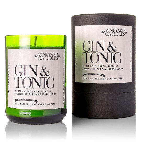 Gin and Tonic candles, La Di Da Andover