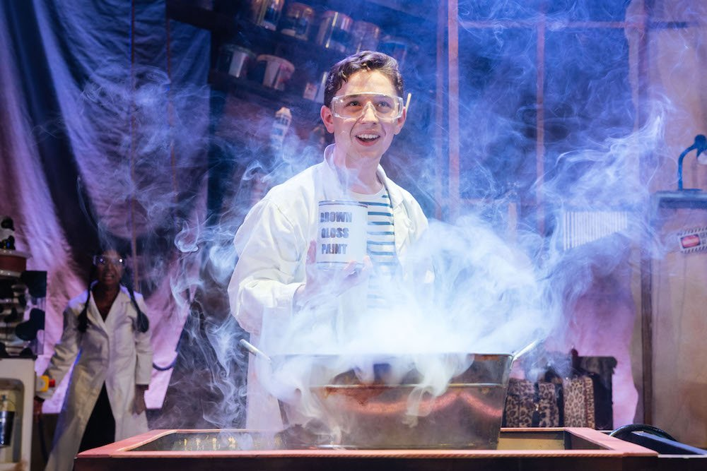 George's Marvellous Medicine play review