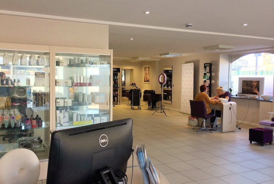 The beauty island a handy west sussex spa review by for A little off the top salon
