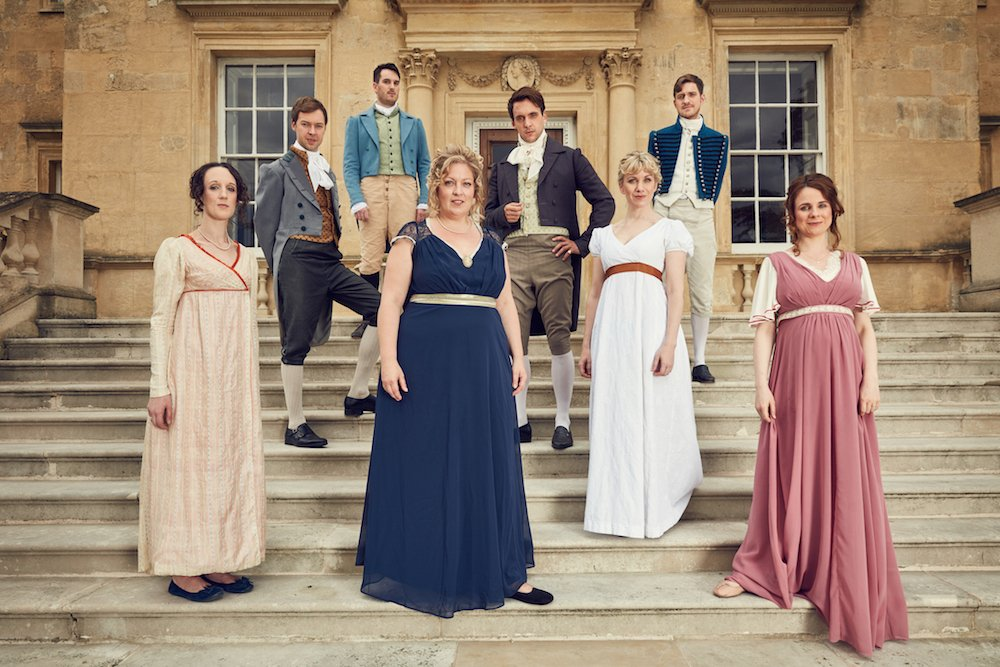 Austentatious, What's On in Sussex