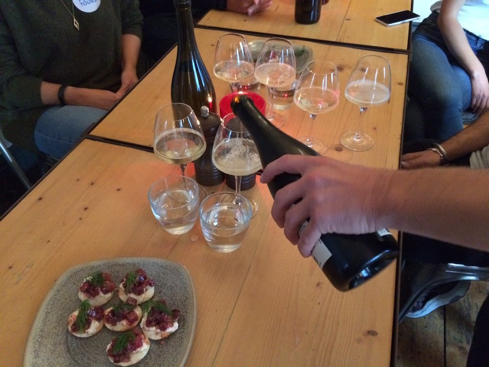 Join Brighton Food Tours' Wine Rebellion. Review by Muddy ...