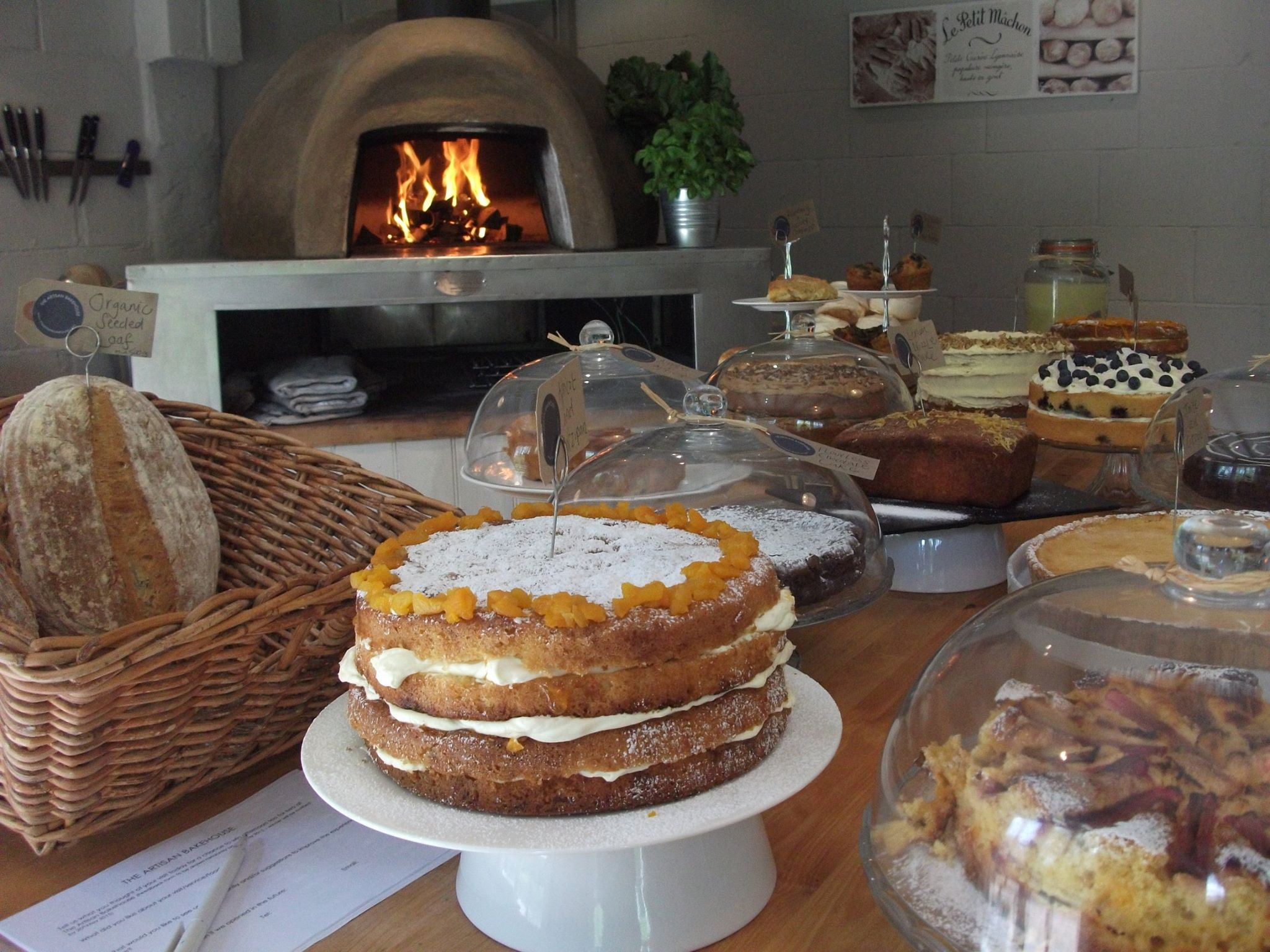 The Artisan Bakehouse