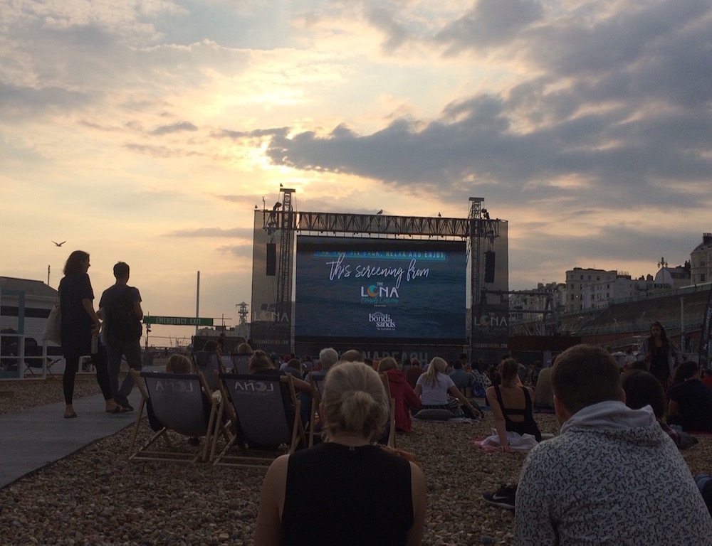 Outdoor Cinema In Sussex And Nearby For Summer 2019 By