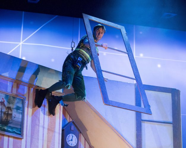 Peter Pan Goes Wrong review